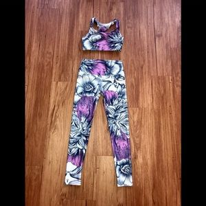 Pants - Pineapple clothing co athletic set
